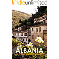 Albania (A-Z World Series Book 2) (English Edition)