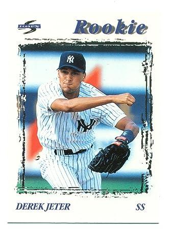 1996 Score Derek Jeter 240 Rookie Card Rc Future Hof New York