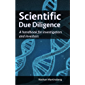 Scientific due diligence: A handbook for investigators and investors (English Edition)