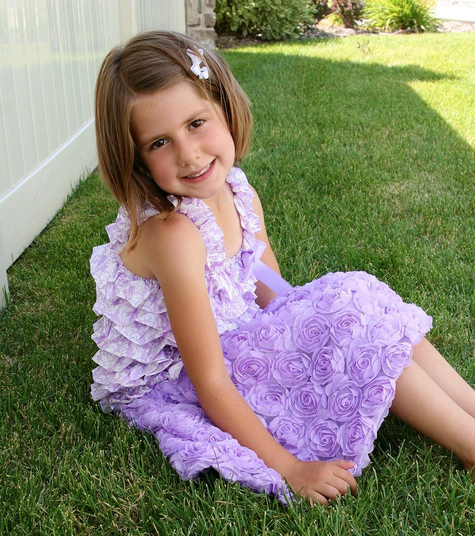 Choose Color and Size Share n Smiles Girls Rosette Skirt