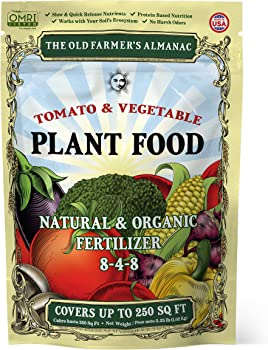 The Old Farmer's Almanac Organic Fertilizers For Tomatoes And Peppers