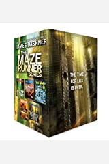 The Maze Runner Series Complete Collection Boxed Set (5-Book) Paperback