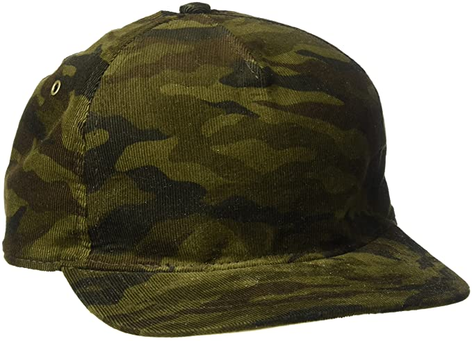 1fd57faa5d903 Goorin Bros. Men s The Hunt Camo Corduroy Baseball Cap