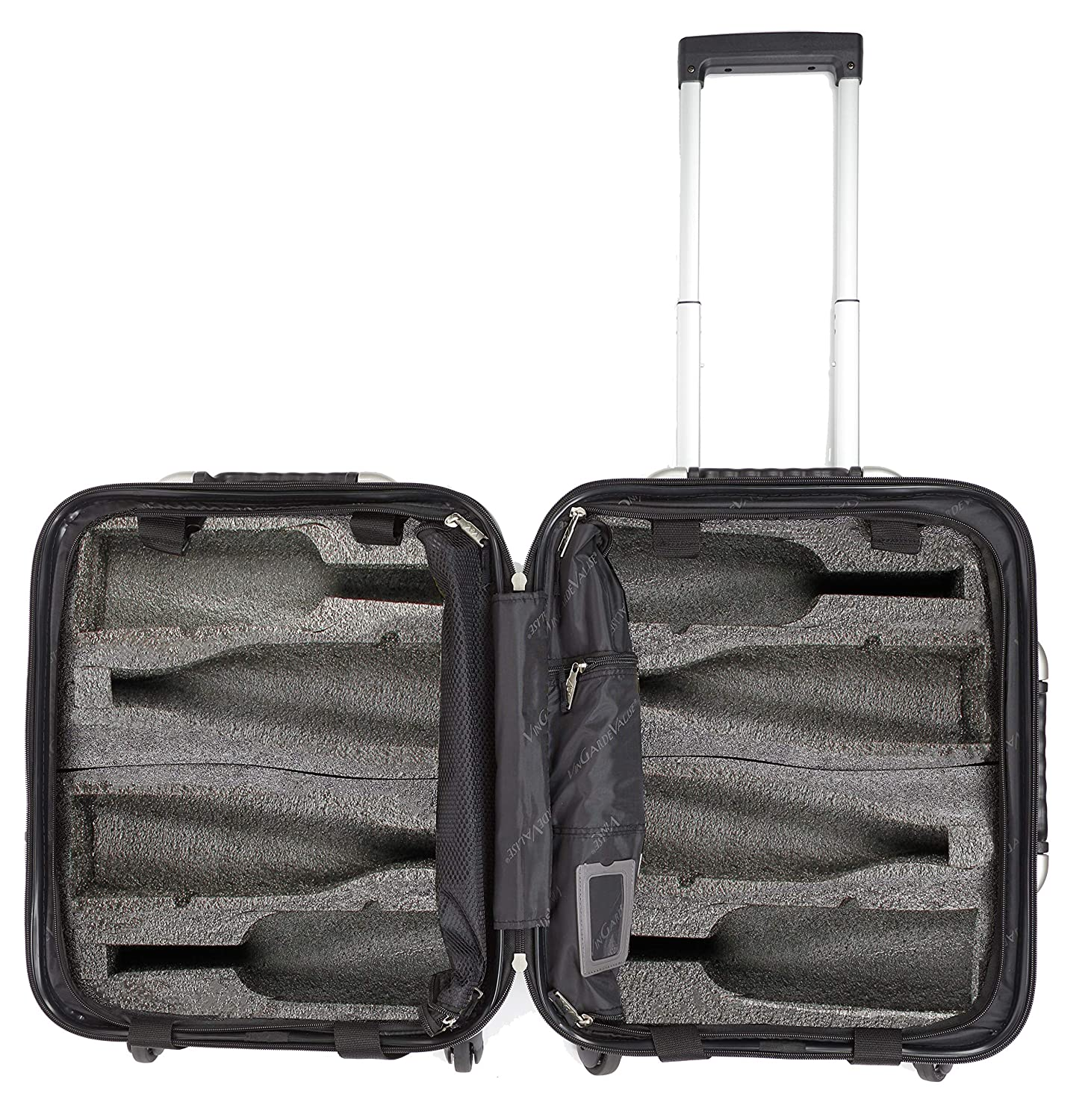 The VinGardeValise travel product recommended by Martin Stein on Lifney.