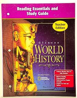 Amazon.com: Glencoe World History (9780078607028): Jackson J ...