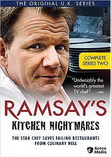 amazon com ramsay s kitchen nightmares complete uk series 1