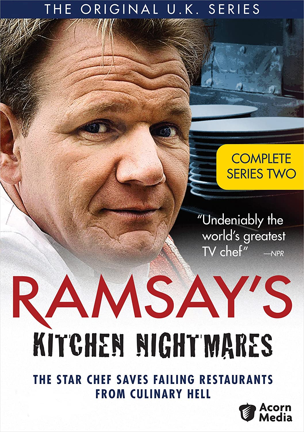 amazon com ramsay s kitchen nightmares complete series two the