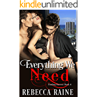 Everything We Need (Finding Forever Book 4) book cover