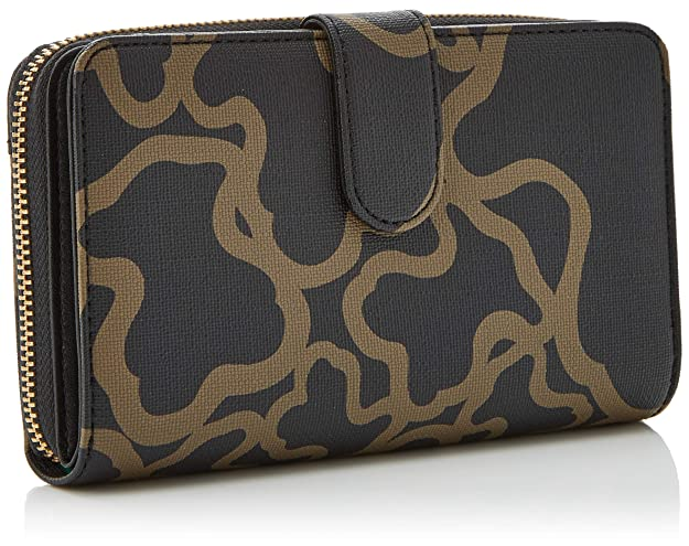 Amazon.com: Tous Billetera Kaos Classic, Womens Wallet ...
