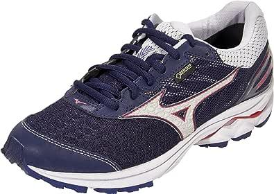 Mizuno Wave Rider 21 Gore-Tex Womens Zapatillas para Correr: Amazon.es: Zapatos y complementos