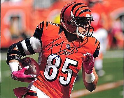 60cb818e1d1 Image Unavailable. Image not available for. Color  Tyler Eifert Cincinnati  Bengals Autographed ...