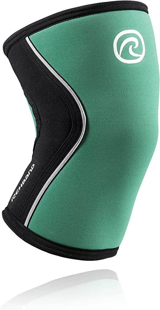 Cross Training Potential Purple/- Expand Your Movement Rehband Rx Knee Support 5mm 1 Sleeve Feel Stronger Large More Secure Knee Sleeve for Fitness Relieve Strain