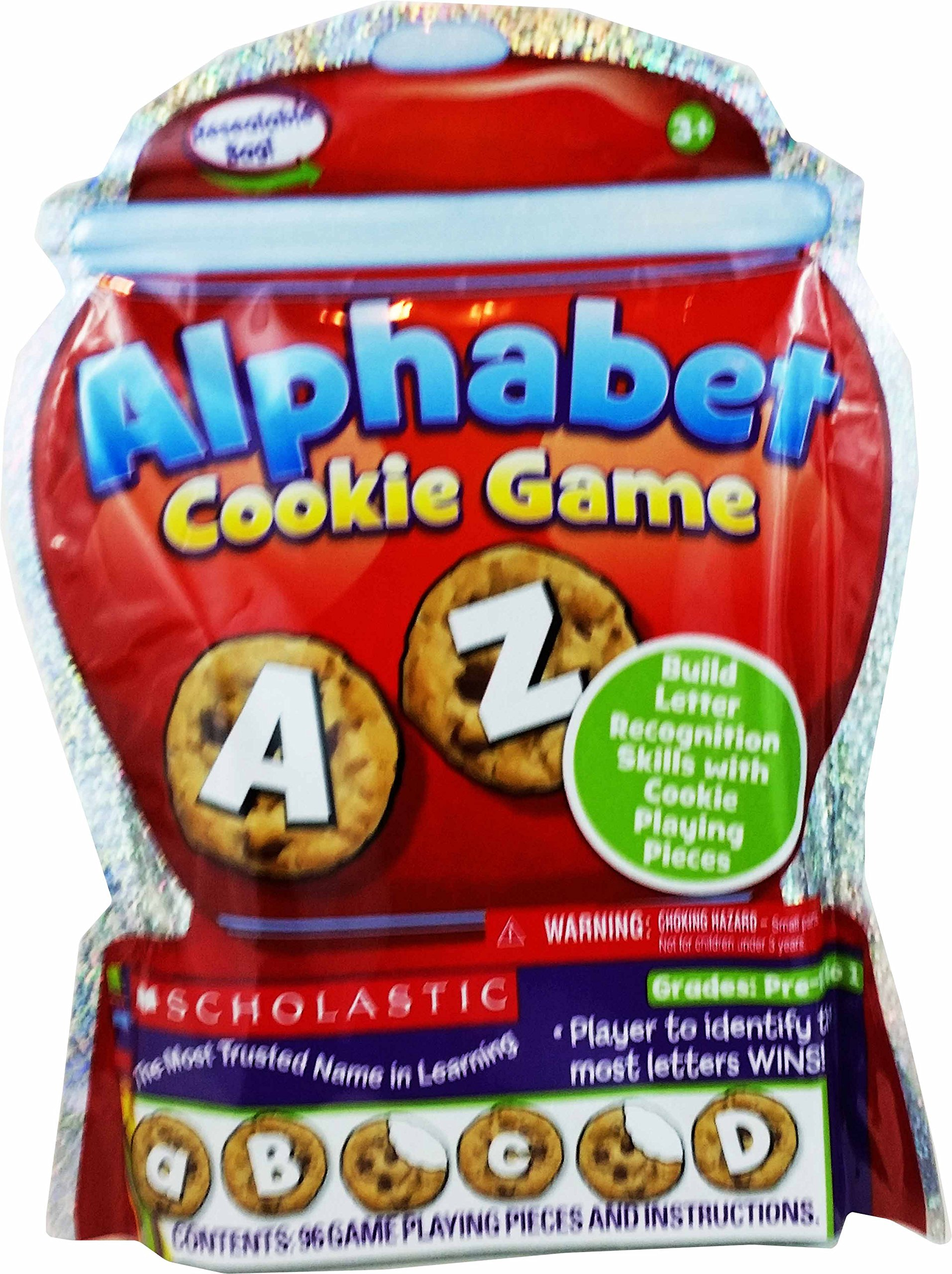 Scholastic Alphabet Cookie Game