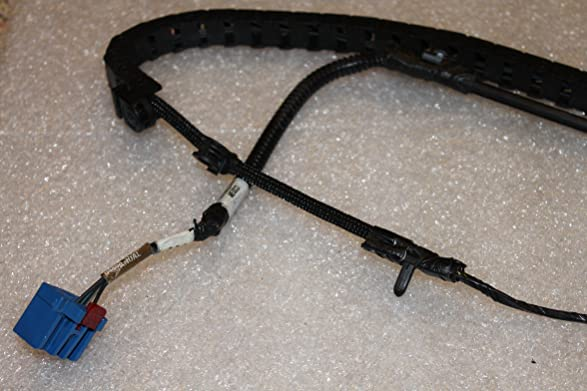 91us4OSBQCL._SX587_ amazon com p n 04868117ab 2001 2003 dodge caravan town & country 2001 chrysler town and country sliding door wiring harness at nearapp.co