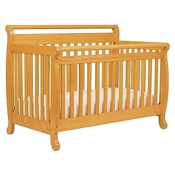 amazon com davinci emily 4 in 1 convertible crib in honey oak da rh amazon com DaVinci Kalani Toddler Bed DaVinci Kalani Combo