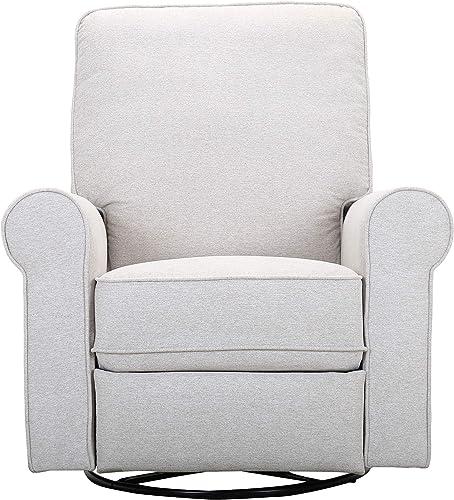 Amazon Brand Ravenna Home Swivel Glider Recliner Chair