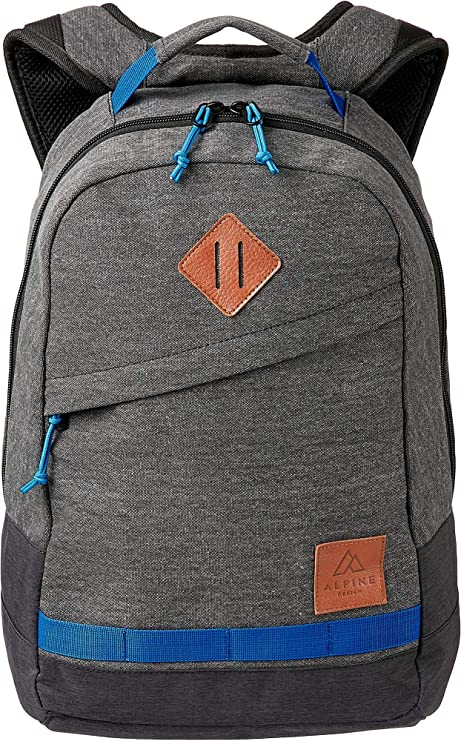 9de76f46f3e2 Amazon.com: Alpine Design Core Backpack(Heather Grey): Sports & Outdoors