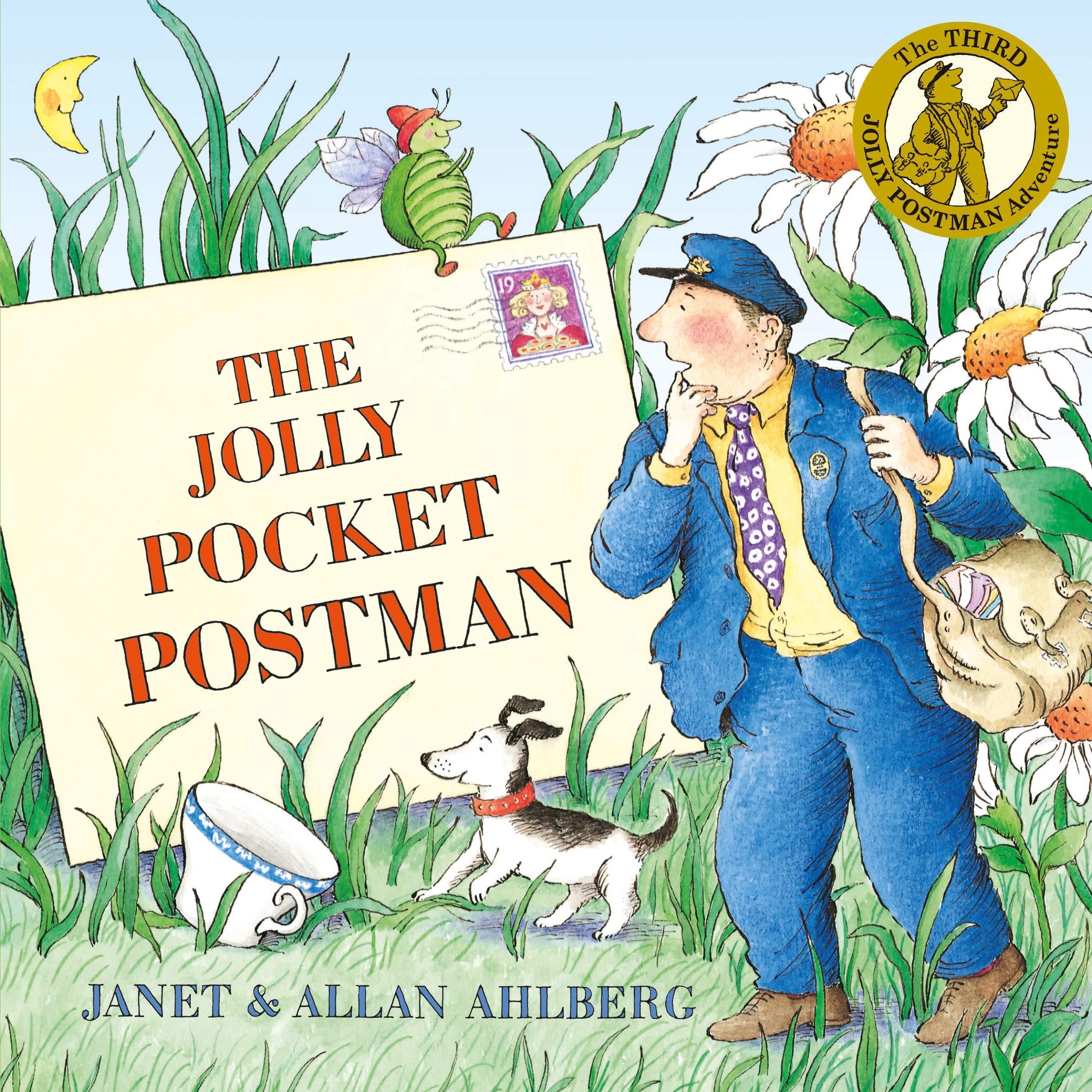 The Jolly Pocket Postman  Viking Kestrel Picture Books