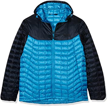 The North Face M Thermoball Hoodie Chaqueta con Capucha, Hombre, Azul Marino, XL: Amazon.es: Deportes y aire libre