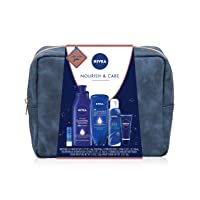 NIVEA Pamper Time Gift Set - 5 Piece Luxury Collection of Moisturizing Products...