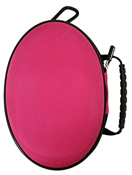 2bcd2b96ce5 CASEBUDi Headphone Case - Pink - Compatible with many Beats by Dr Dre  Headphones - including Studio, Solo, Solo HD, and Wireless: Amazon.ca:  Electronics