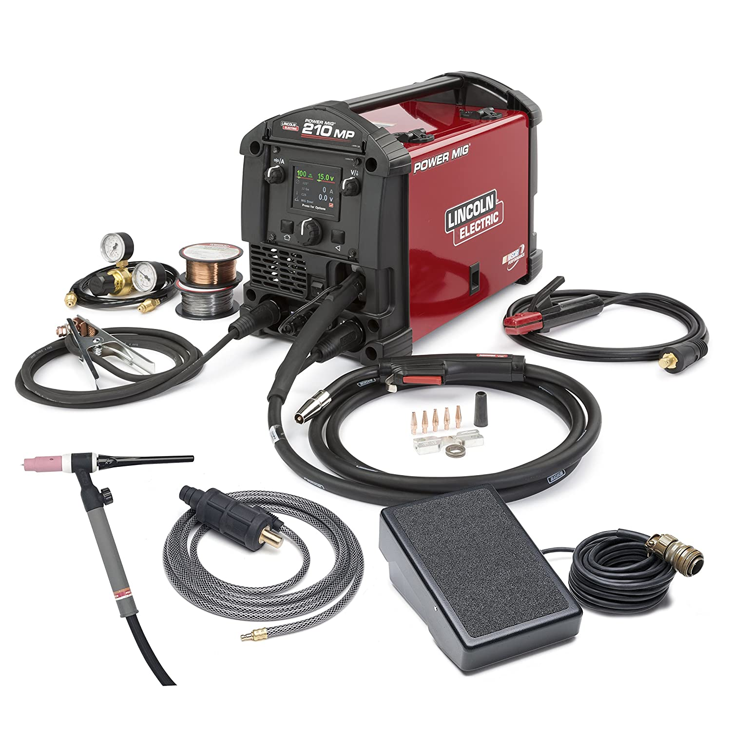 Multi Process Welder