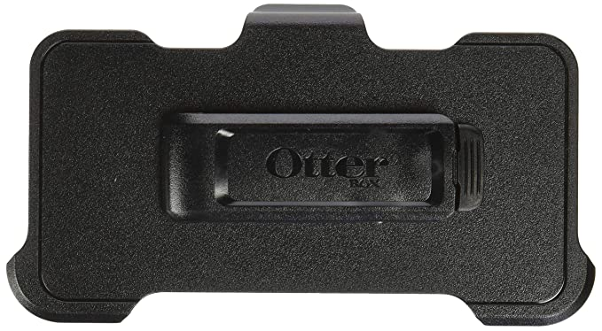 timeless design 711f5 e0b2b OtterBox Holster Belt Clip for OtterBox Defender Series Apple iPhone 7/7s  Case ONLY- Black - Non-Retail Packaging (Not Intended for Stand-Alone Use)