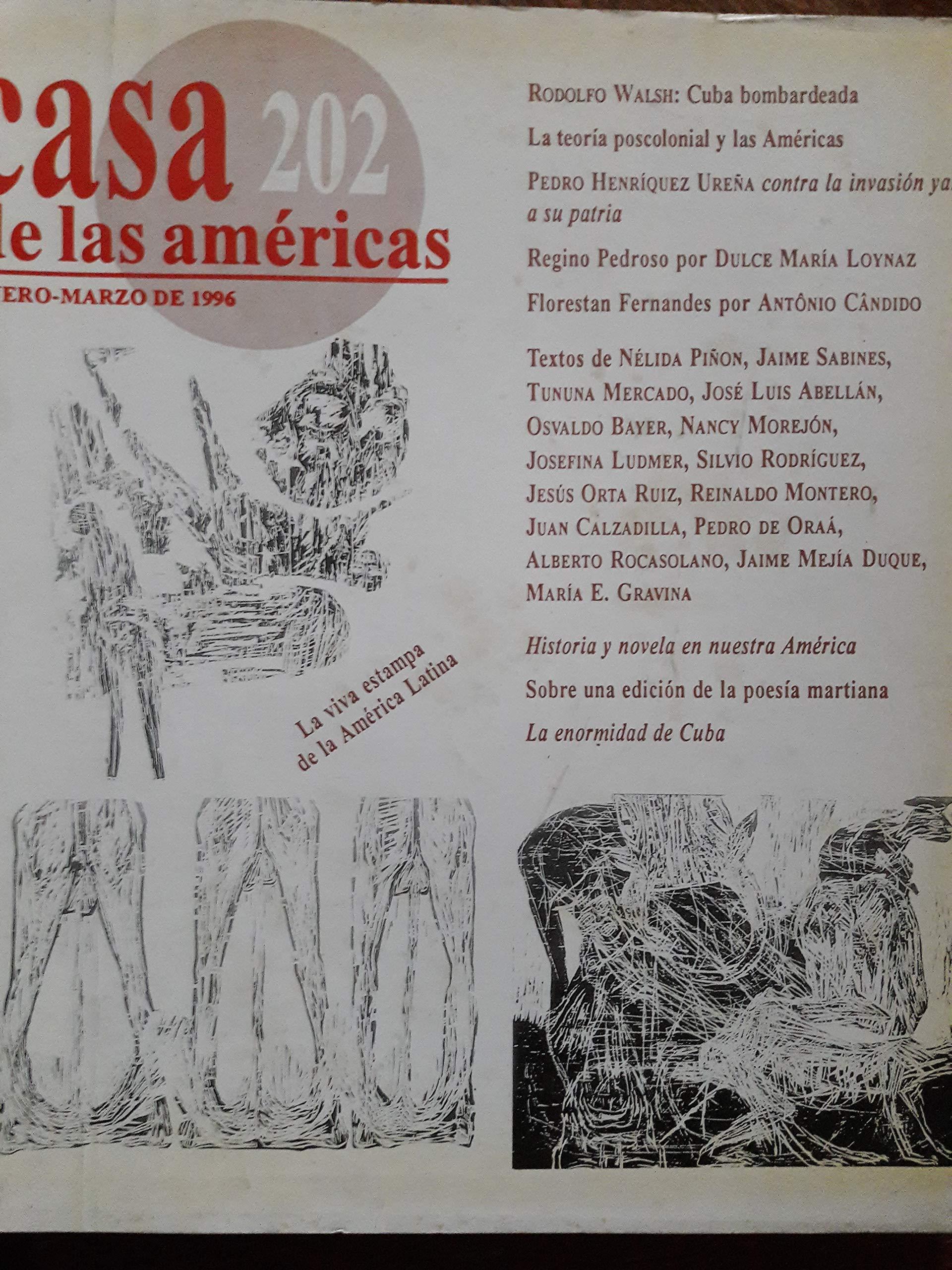 Amazon.com: Revista casa de las americas enero-marzo del ...