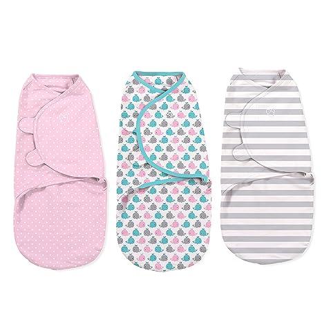 Sacos para dormir SwaddleMe para bebés multicolor