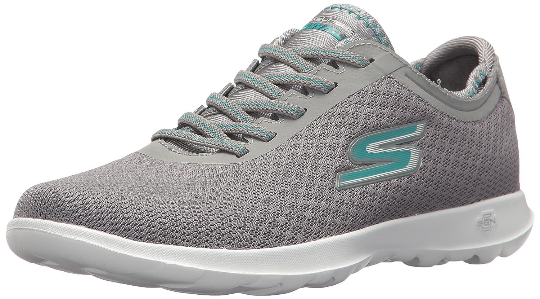 Sandali e scarpe grigi Skechers per il mare da donna