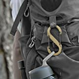 Nite Ize S-Biner Size-4 Dual Carabiner, Strong