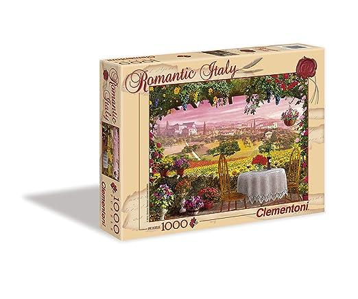 4 opinioni per Clementoni 39260- Toscana- Puzzle High Quality Collection 1000 pezzi