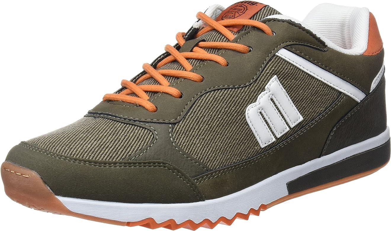 MTNG GANTE, Zapatillas para Hombre, (Vertigo Kaky/Whastex Kaky/Action PU Blanco/Novi Kaky), 40 EU: Amazon.es: Zapatos y complementos