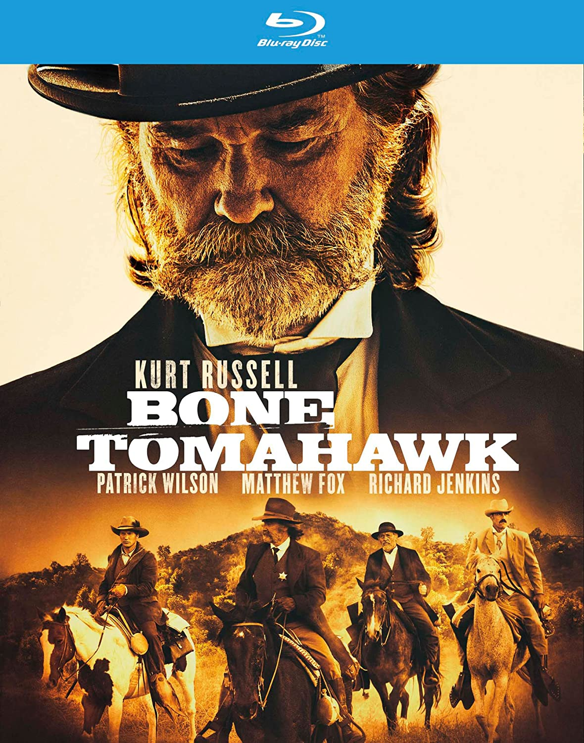 Bone Tomahawk [Blu-ray] Kurt Russell Patrick Wilson 35219433 Movie