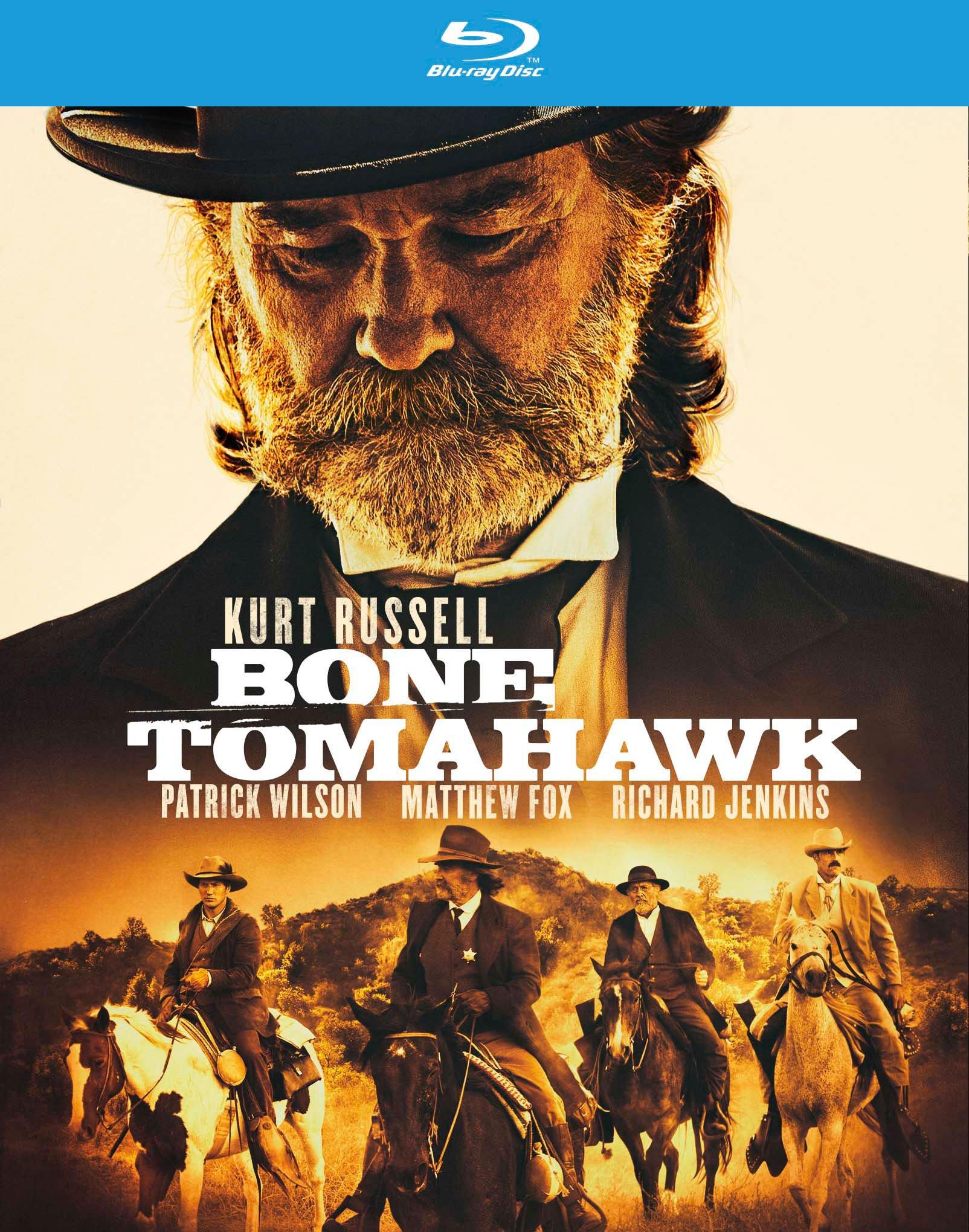 Blu-ray : Bone Tomahawk (Blu-ray)