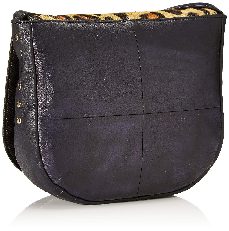 Bolso de hombro de Cuero Mujer 7x23x26 cm B x H x T PIECES 17100873