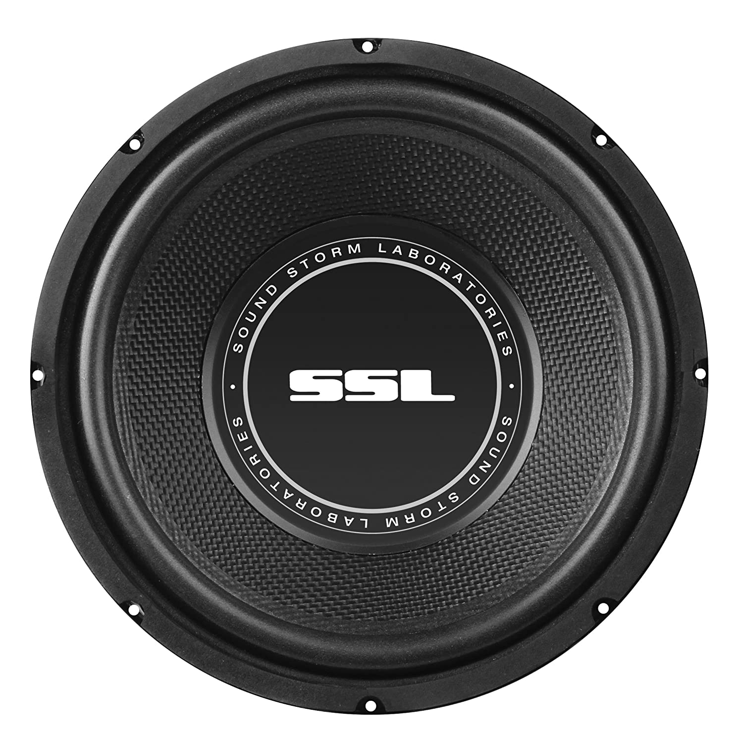 Amazon.com: Sound Storm SS10 10 Inch, 600 Watt, Single 4 Ohm Voice ...