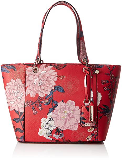 GUESS Kamryn Floral Tote  Amazon.ca  Sports   Outdoors 353e624931