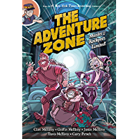 The Adventure Zone: Murder on the Rockport Limited! (English Edition)
