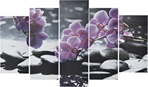 Insigne Hanging Wall Decor Poster, Set of 5 Pieces, PFR-2086