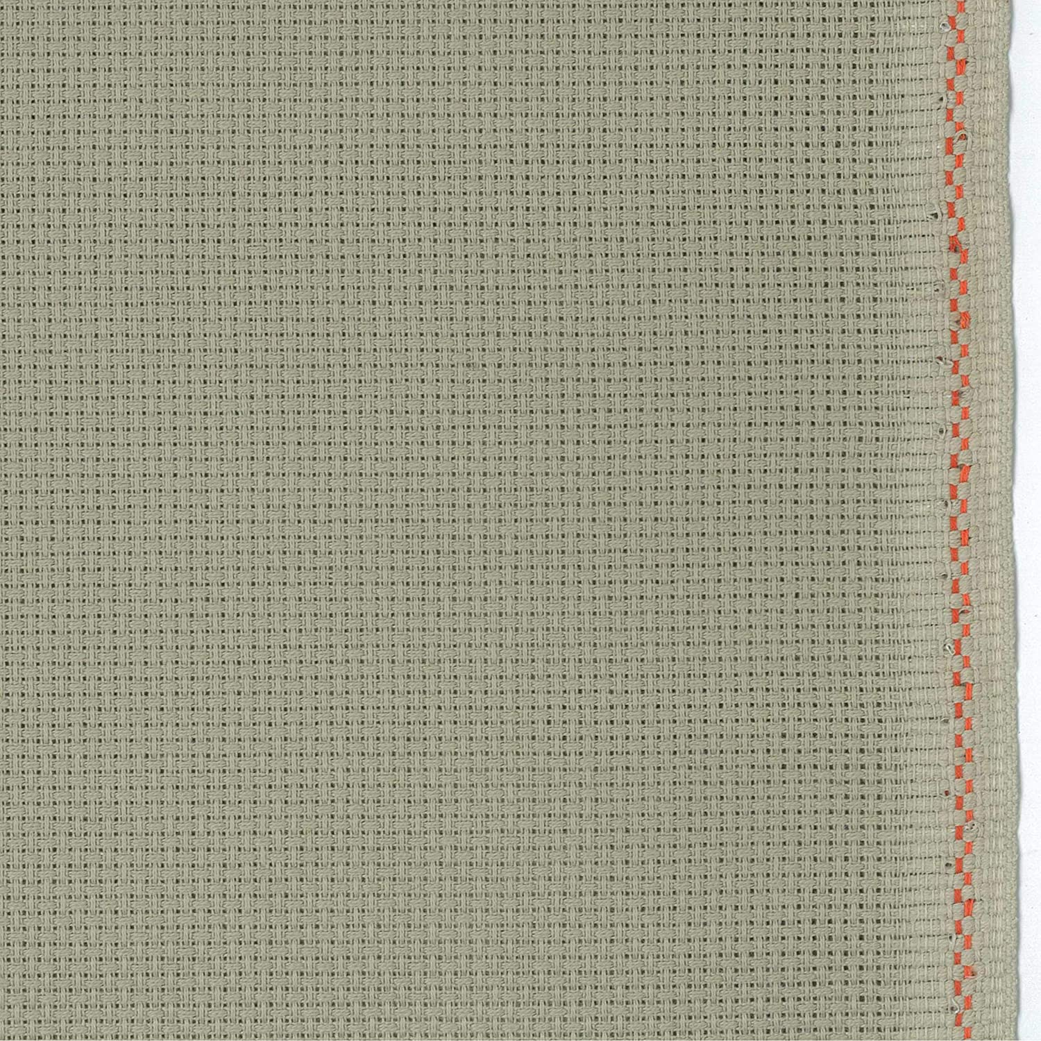 Color 715 Warm Gray Size 18 /× 21 Inches Zweigart Stern-Aida 14 Original from Europe