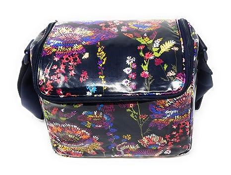 Amazon.com  Vera Bradley Stay Cooler Insulated Lunch Box New ... 7e81fc4f6b7e6