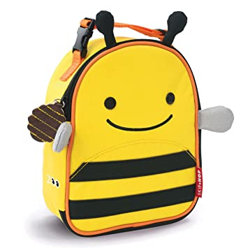 Skip Hop ZOOLET MINI BACKPACK WITH REINS BEE Kids Clothes Bags BN