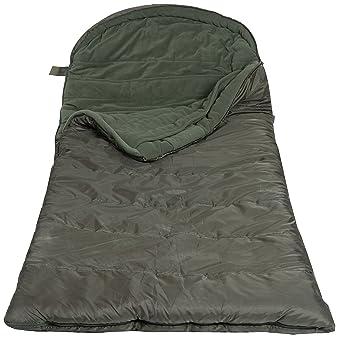 VTK Nature - Saco de dormir Vostok Fleece -5 C °/-8 C ° - interior polar - senderismo, Camping, Vivac: Amazon.es: Deportes y aire libre