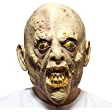 Freckle. Halloween Face Mask for Adults | Scary Creepy Cosplay Zombie Clown