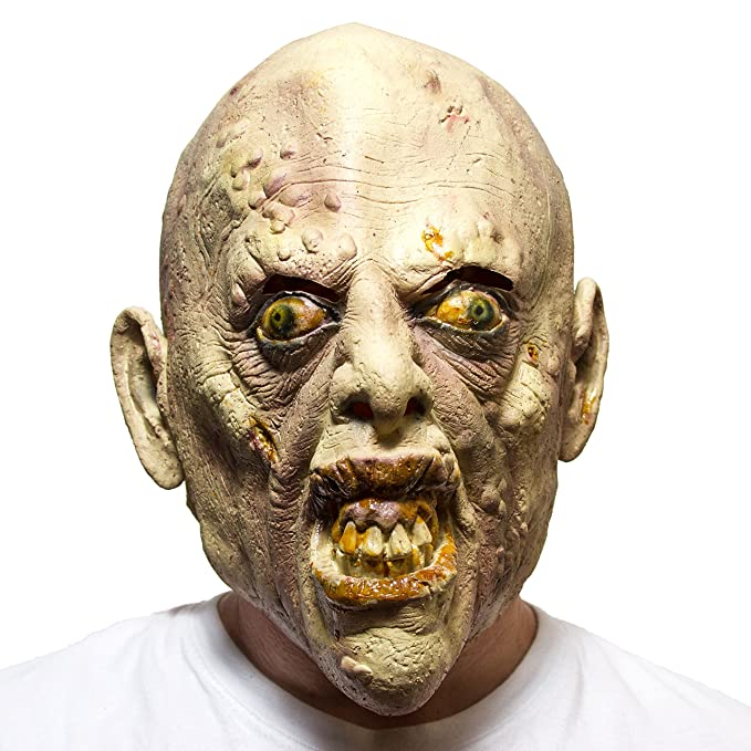 Scumpox The Zombie Halloween Mask