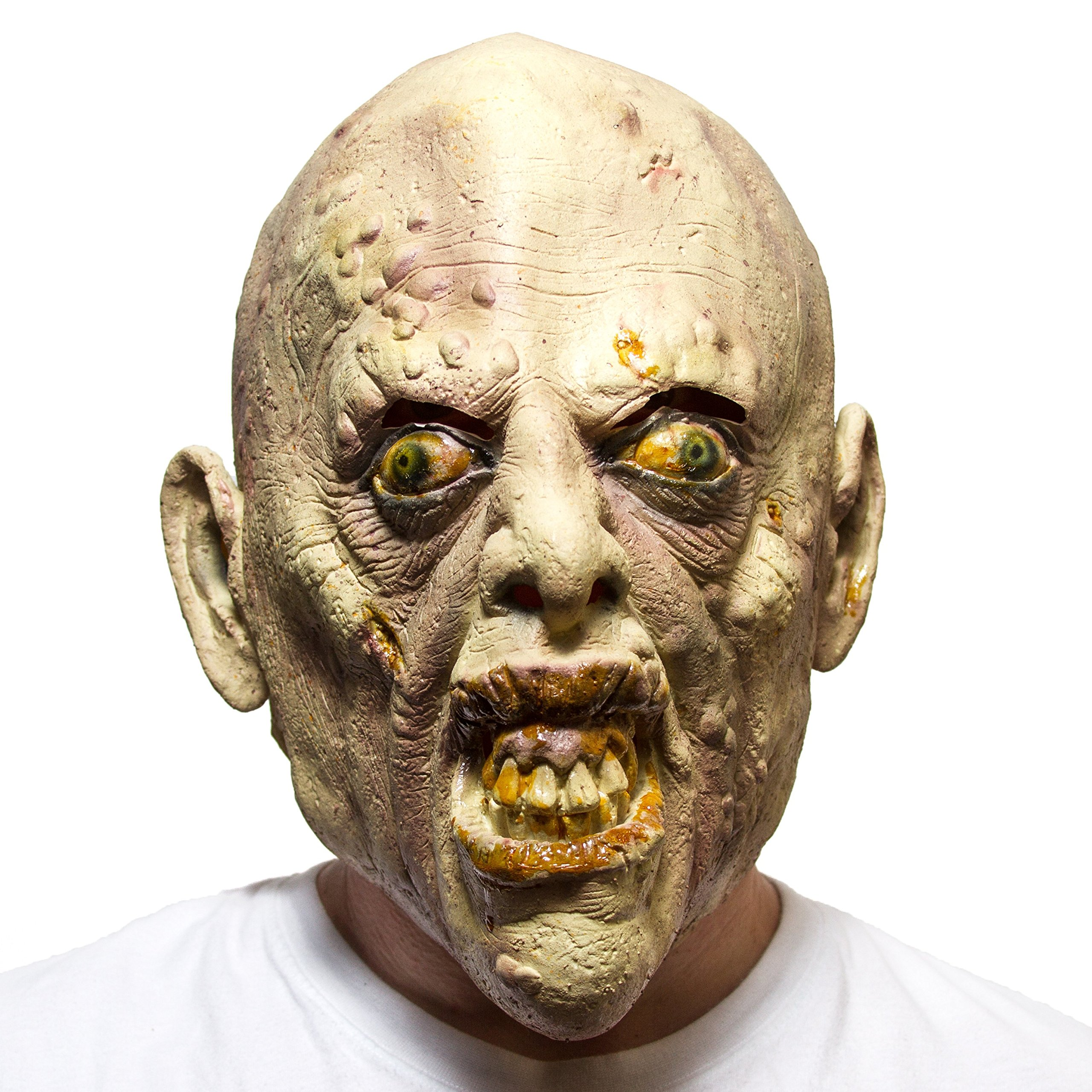 Freckle. Scumpox The Zombie Halloween Mask