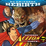 img - for Action Comics (2016-) (Issues) (26 Book Series) book / textbook / text book