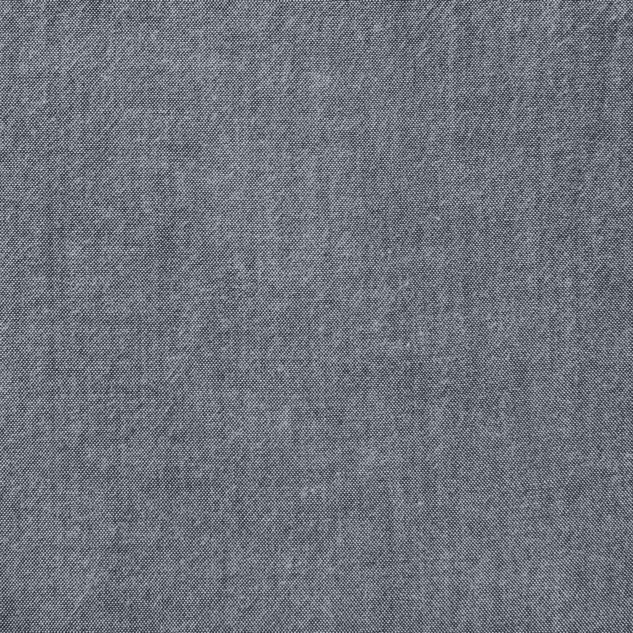 無印良品 綿洗いざらしボックスシーツ・D/ネイビー
