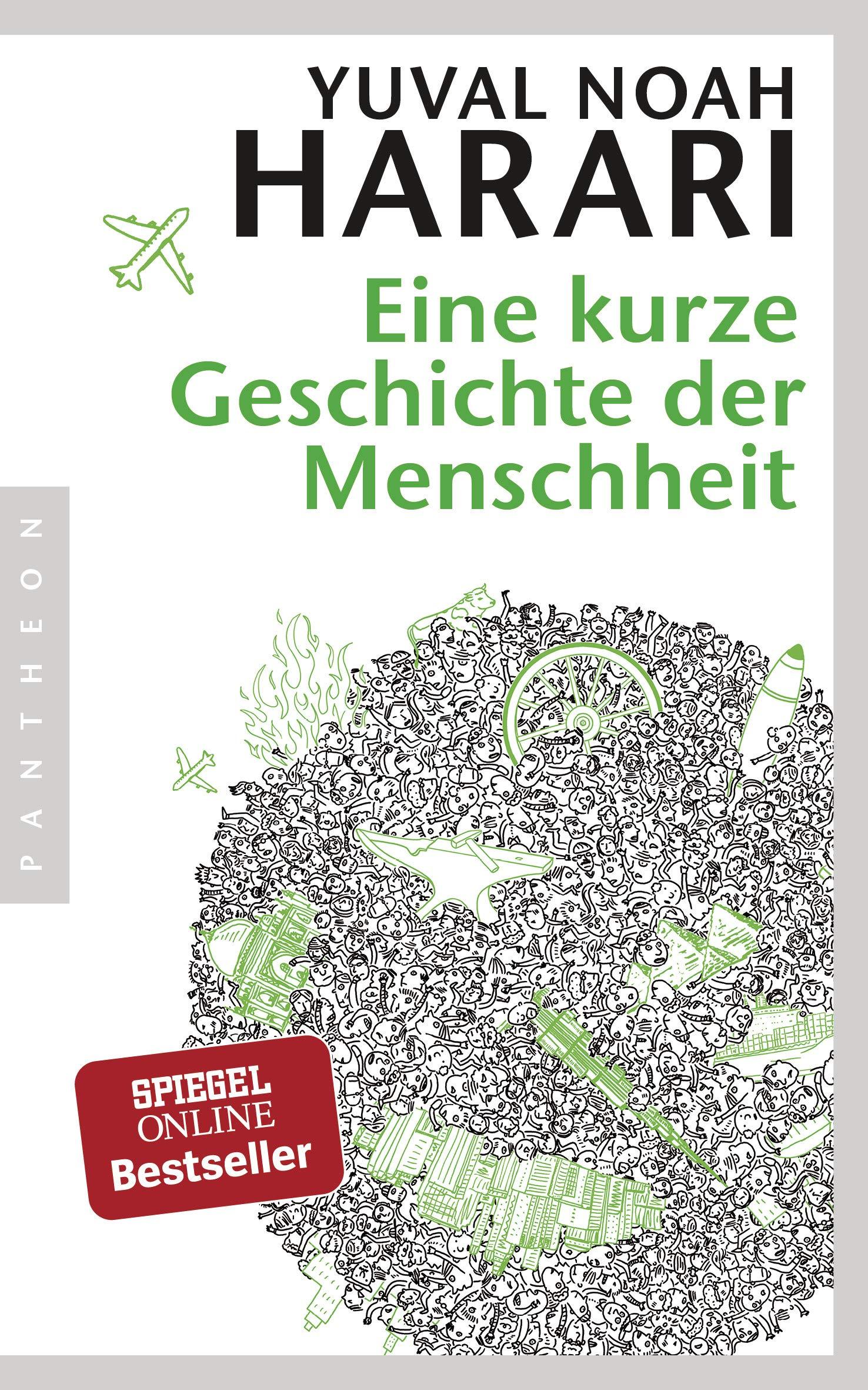 Eine kurze Geschichte der Menschheit: Amazon.de: Harari, Yuval Noah, Neubauer, Jürgen: Bücher